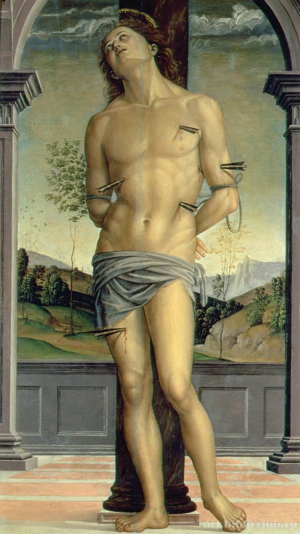 Святой Себастьян. Ок. 1495–1506