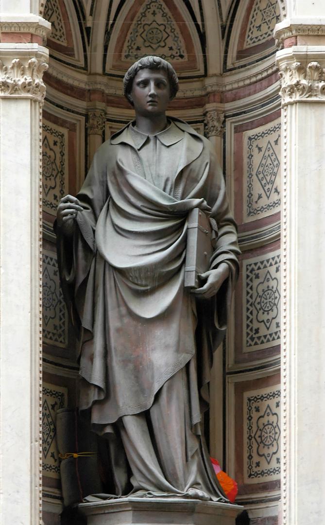 Святой Стефан. 1427–1428