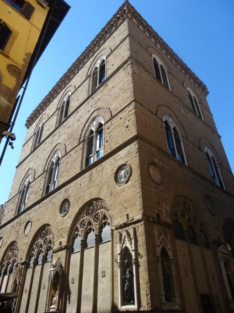 Церковь Орсанмикеле. 1337–1350