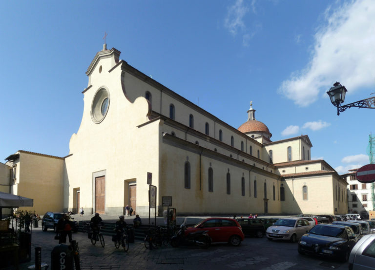 Церковь Санто Спирито. 1439–1487