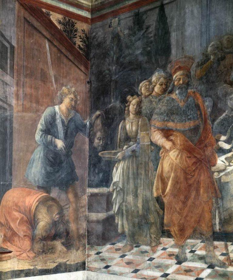 Усекновение главы Иоанна Крестителя. 1452–1465