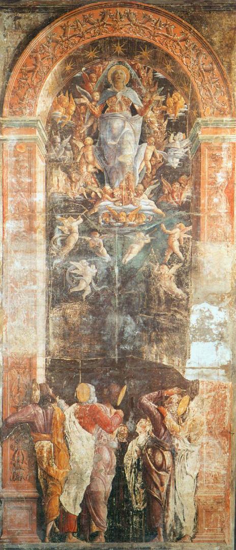 Успение Девы Марии. 1453–1457