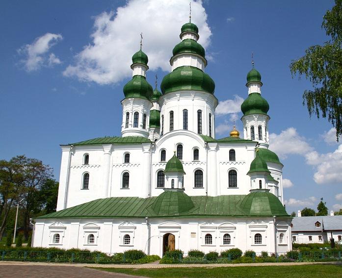 Успенский собор, вид с юга