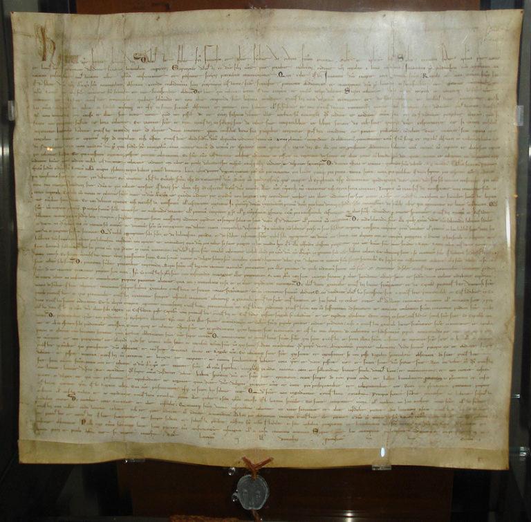 Устав францисканцев, утверждённый папой Гонорием III. 1223