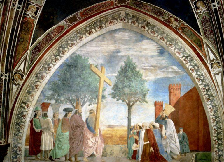 Воздвижение Креста. 1452–1466