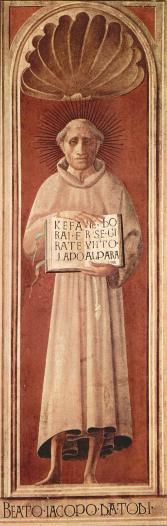 Якопоне да Тоди. 1435–1440