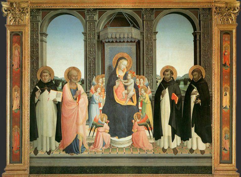 Алтарь Сан Доменико. 1424–1501
