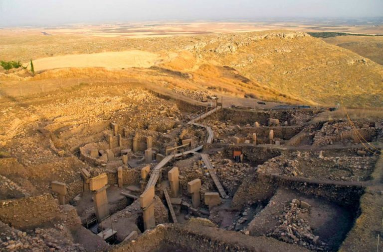 Археологический комплекс Гебекли-Тепе