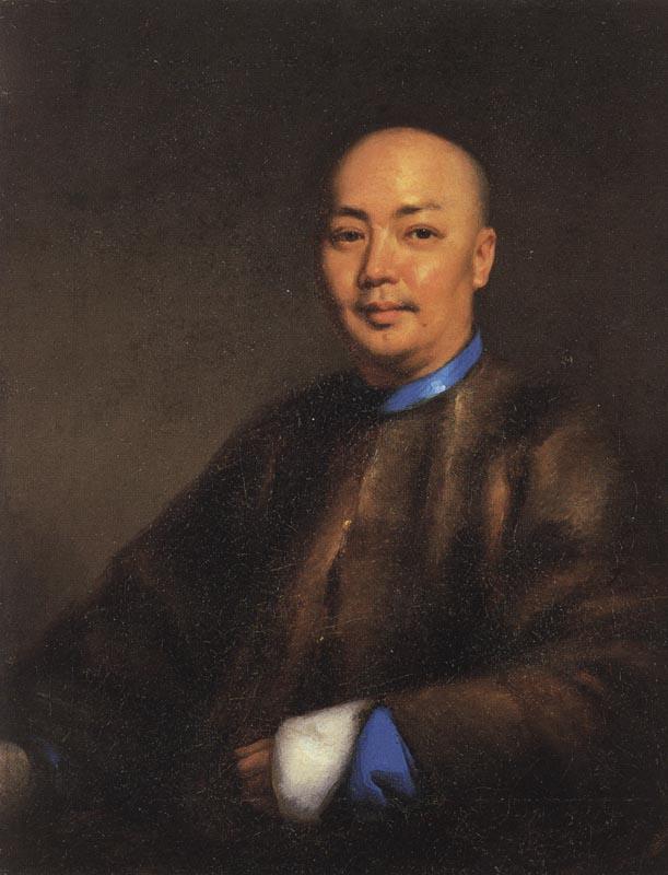 Автопортрет. 1853–1854