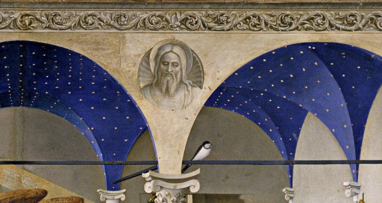 Благовещение. Фрагмент. 1430–1432