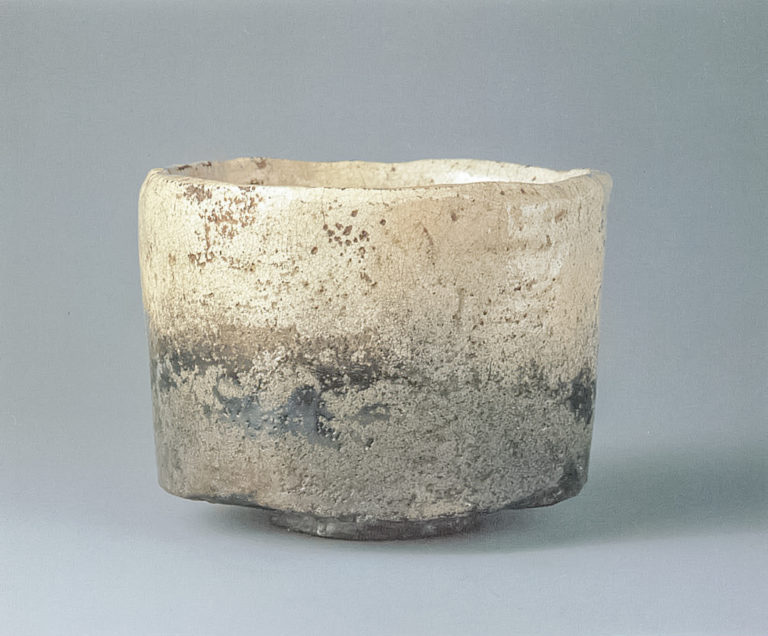 Чаша для чая (тяван) «Фудзияма». Нач. XVII в.