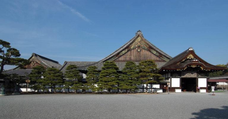 Дворец Ниномару, резиденция сёгунов Токугава. 1624–1626