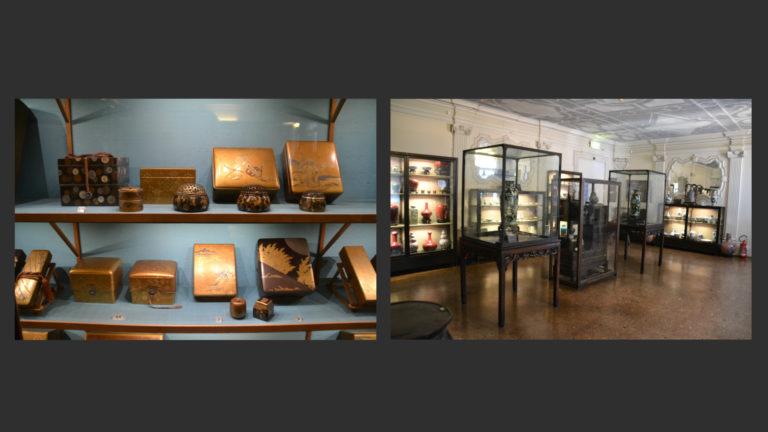 Экспозиция Музея восточного искусства
