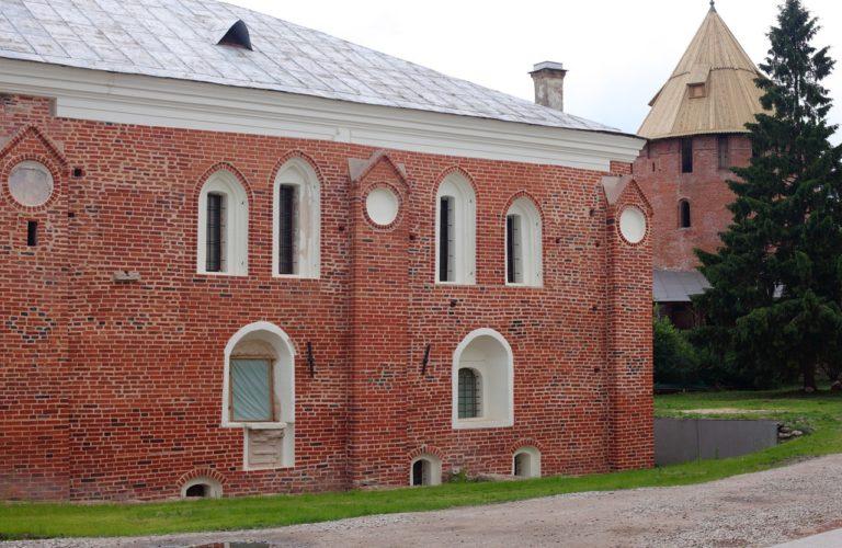 Грановитая палата (Владычная палата). 1433