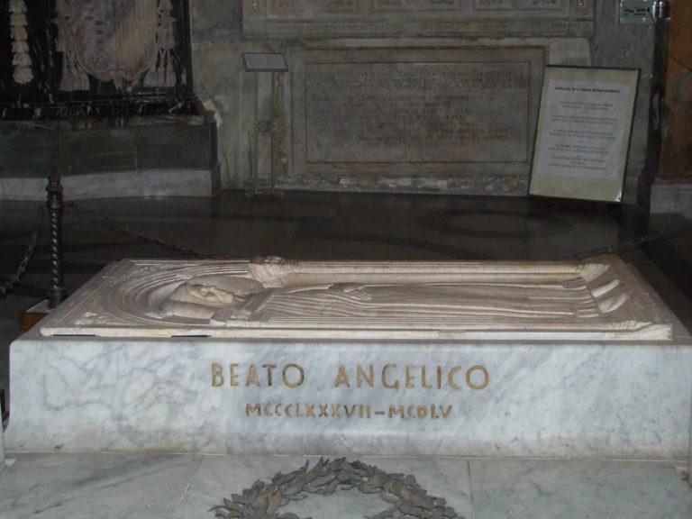Гробница Фра Беато Анджелико