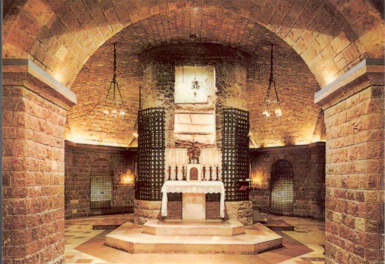 Гробница св. Франциска