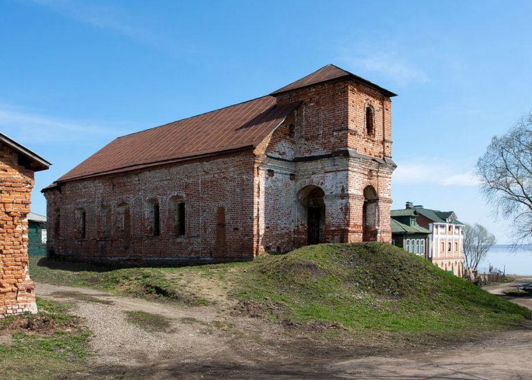 Храм Бориса и Глеба. 1761