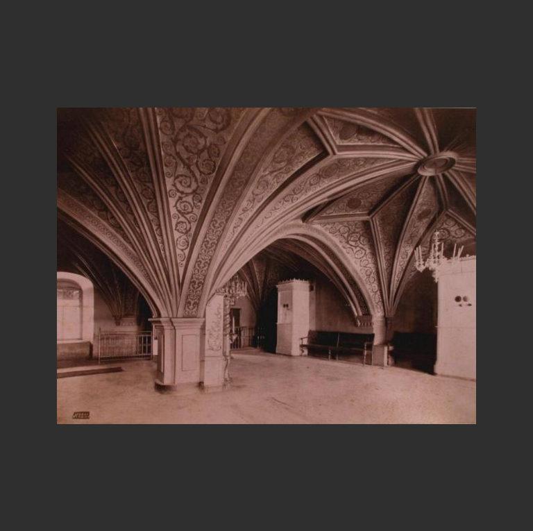 Интерьер Владычной палаты 1881—1886 годов
