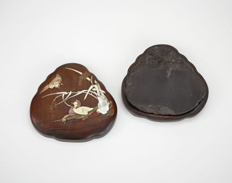 Камень для растирания туши. Кон. XIX – нач. XX в.