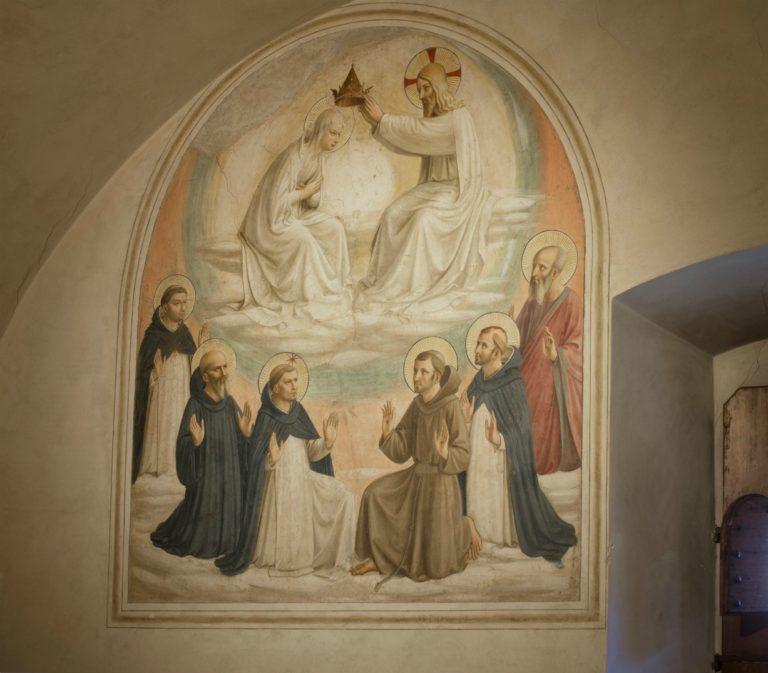 Коронация Девы Марии. 1438–1440