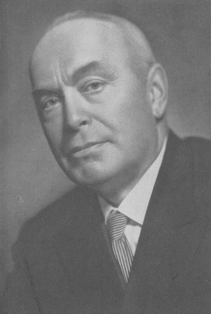 Николай Николаевич Воронин (1904–1976)