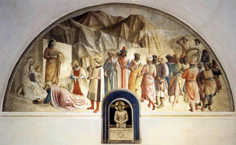 Поклонение волхвов. 1441–1442