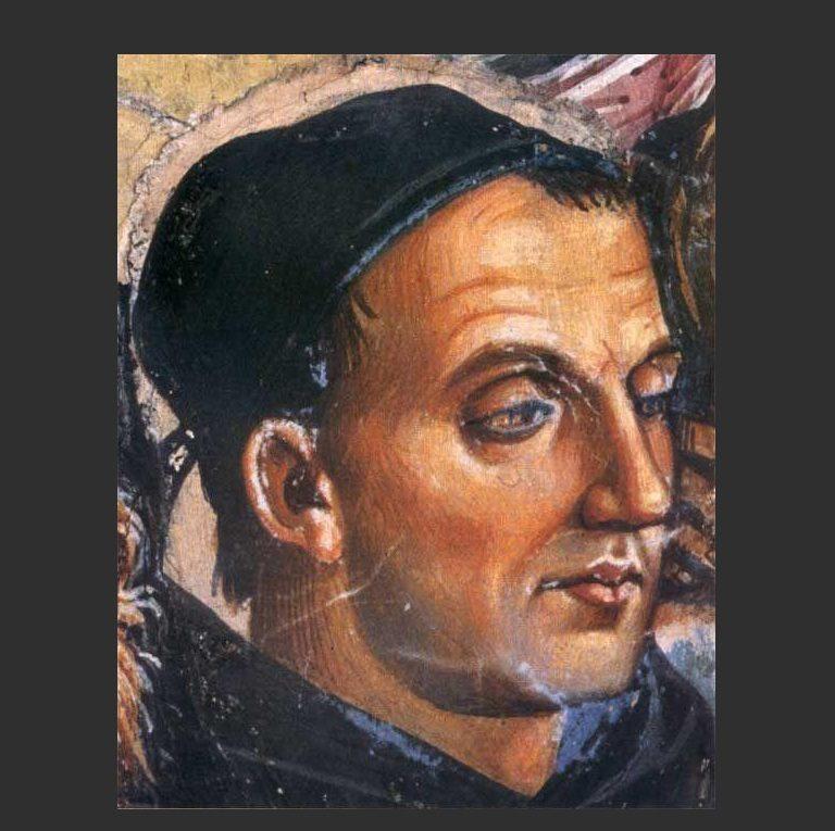 Портрет Фра Беато Анджелико. 1501
