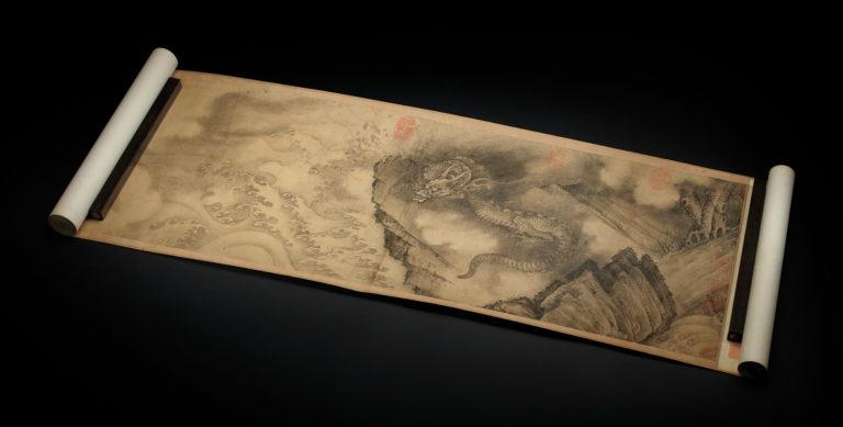 Шесть драконов. Китай, XIII в.