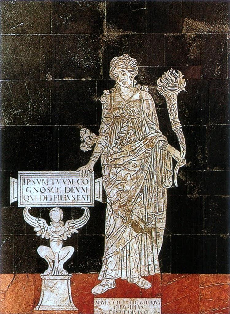 Сивилла Дельфийская. 1481
