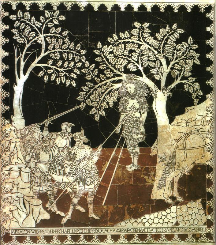 Смерть Авессалома. 1447