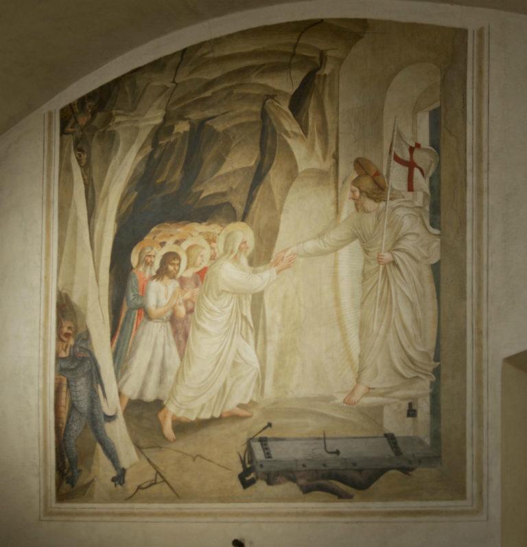 Сошествие Христа в ад. 1441–1442
