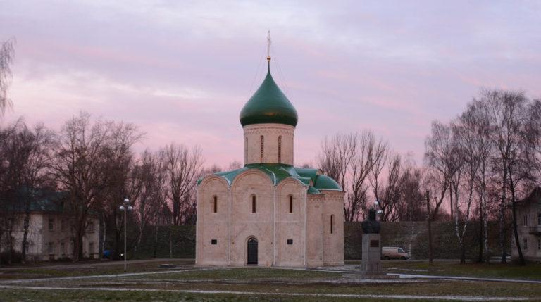 Спасо-Преображенский собор. 1152–1157