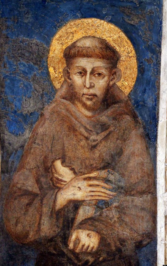 Св. Франциск. 1285–1288