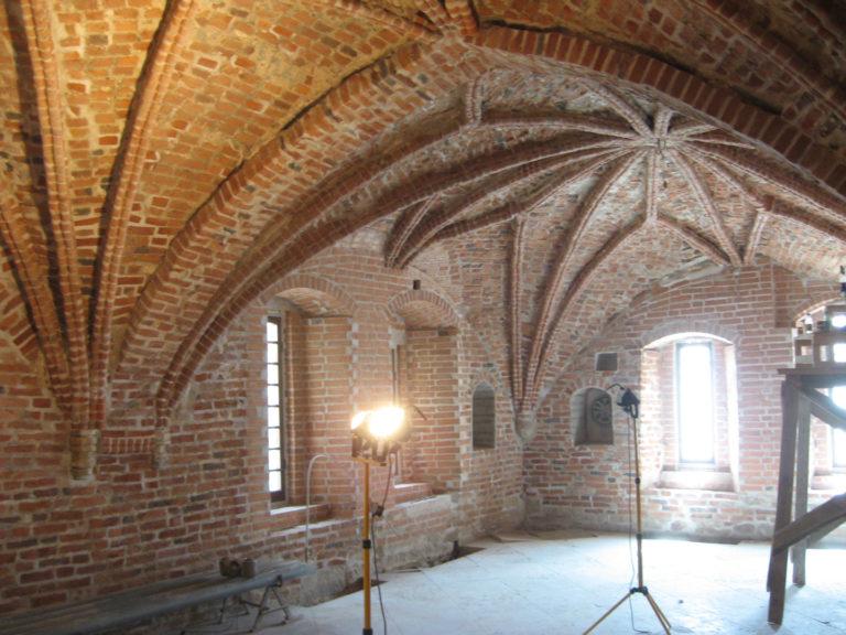 Владычная палата в Новгородском детинце. 1433