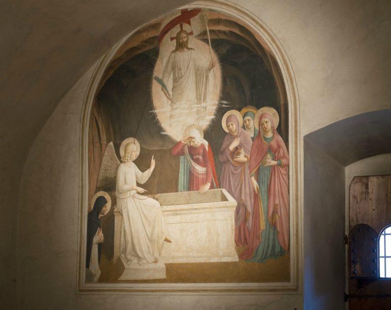 Воскресение. 1438–1440