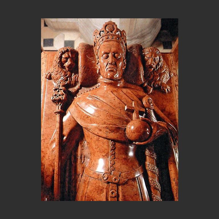 Великий князь литовский Ягайло. (лит. Jogaila; ок. 1350-е/1362 — 1434)