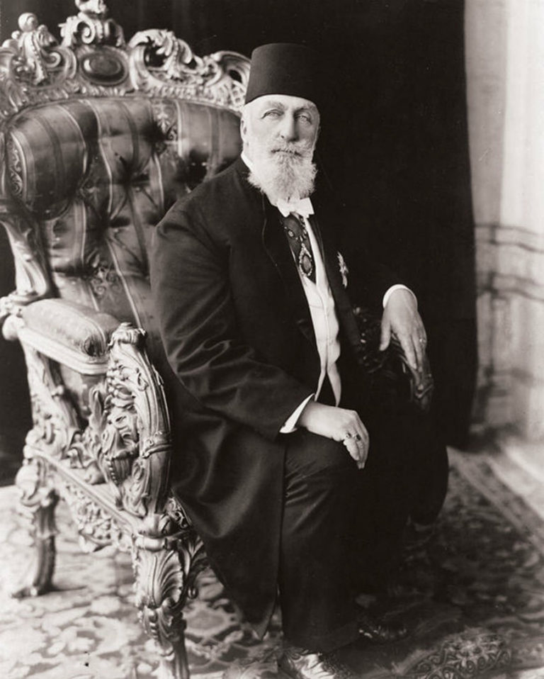 Абдул-Меджид II, последний халиф из династии Османов (1922—1924)