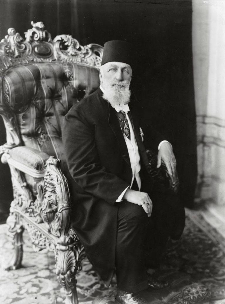 Абдульмеджид II, последний халиф Османской империи (1868–1944)