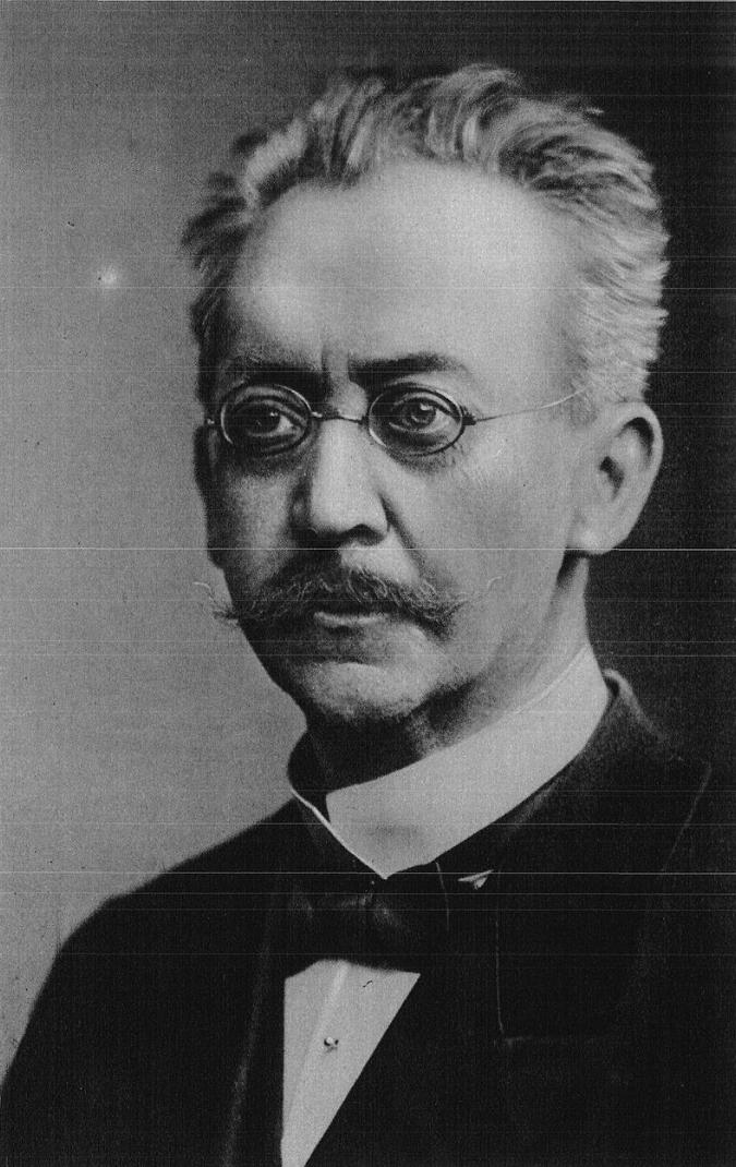 Адольф фон Гарнак (нем. Adolf von Harnack, 1851–1930)