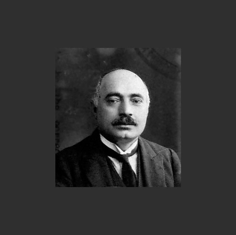 Альфонс Хурмиз Мингана (1878-1937). Ок. 1930