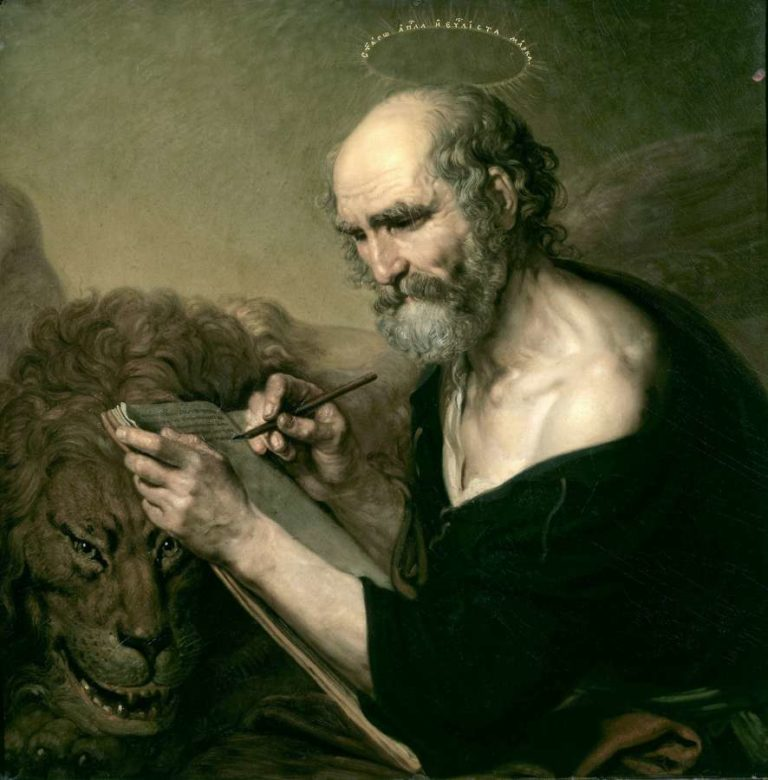 Апостол Марк. 1804–1809