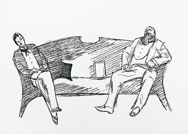 Аркадий и Стебельков