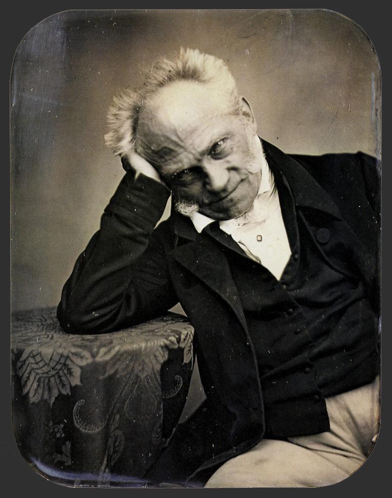 Артур Шопенгауэр (нем. Arthur Schopenhauer, 1788–1860). 1852