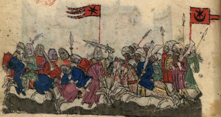 Битва при Ярмуке. 1310–1325