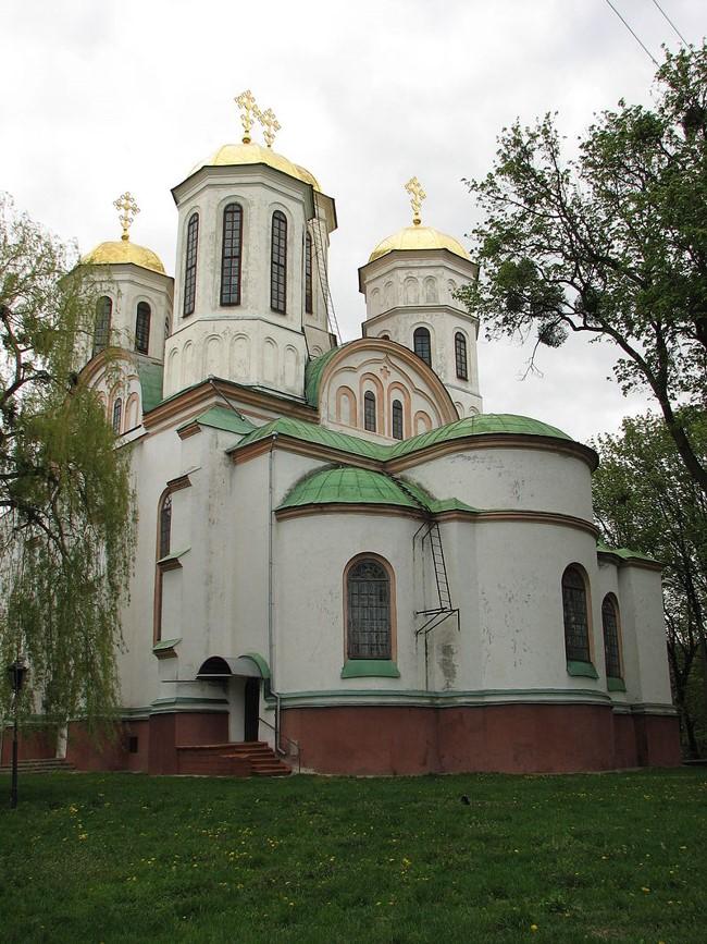 Богоявленская церковь после реставрационной перестройки. 1521