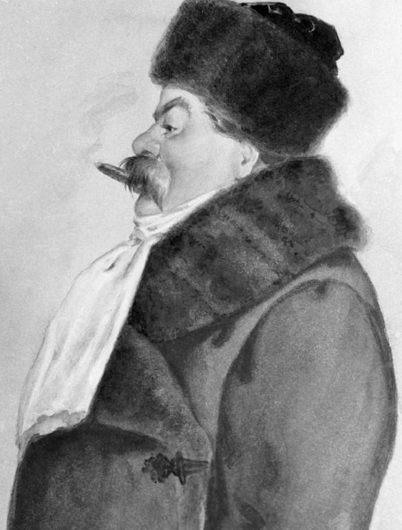 Быков. 1840-е