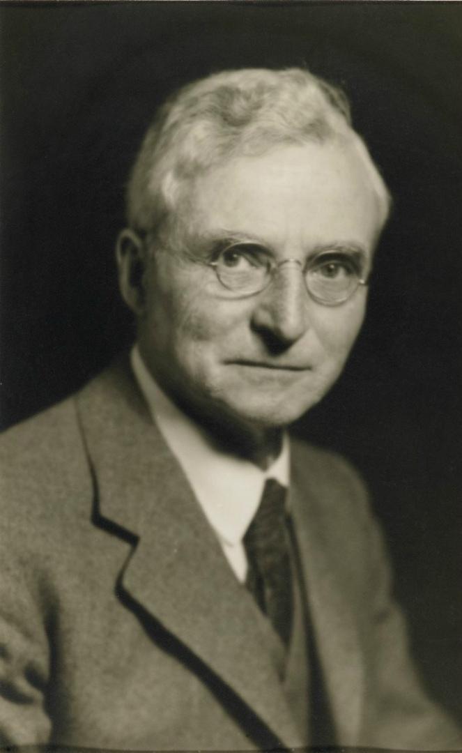 Чарльз Гарольд Додд (англ. Charles Harold Dodd, 1884–1973)