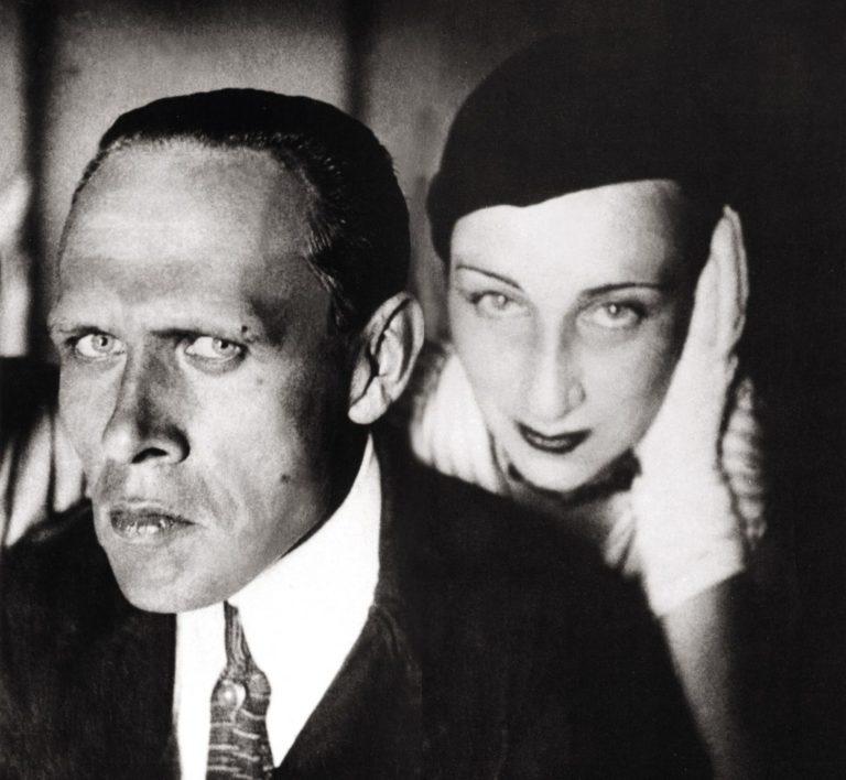 Даниил Хармс (1905–1942) и Алиса Порет (1902–1984). 1930-е