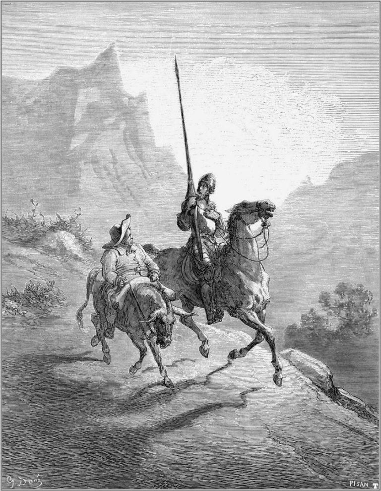 Дон Кихот. 1863