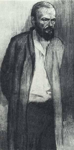 Достоевский-каторжник. 1956